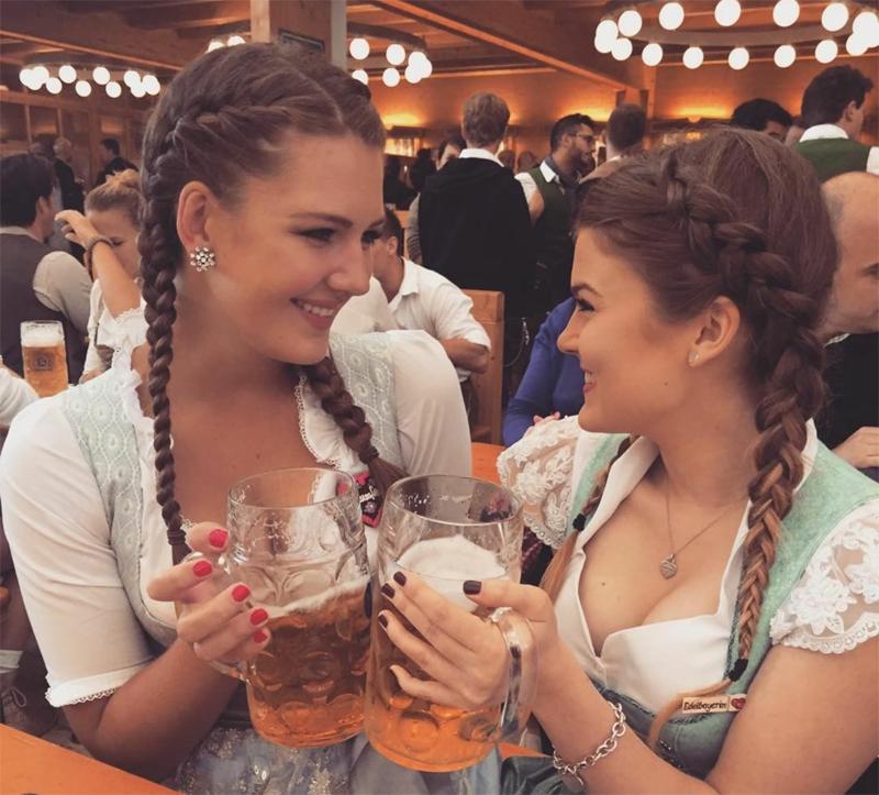 Oktoberfest Frisir